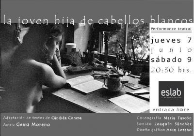 LA JOVEN HIJA DE CABELLOS BLANCOS