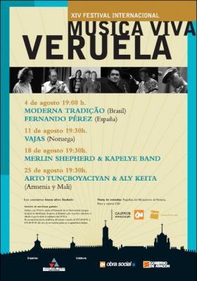 VERUELA MUSICA VIVA