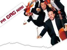 MUSICA Y HUMOR ESTA NOCHE EN ALCAÑIZ: PaGAGnini