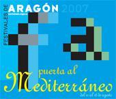 FESTIVAL PUERTA AL MEDITERRANEO 2007 EN MORA DE RUBIELOS