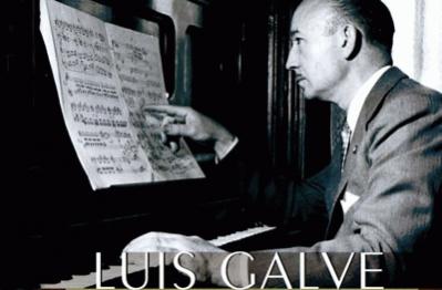 NUEVO COMPACTO DEDICADO A LUIS GALVE, EN EL SELLO RTVE-MUSICA