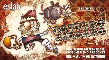 SEGUNDA EDICION DE 'BATURRO BIZARRO'